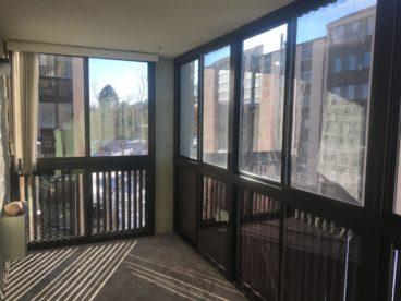 Balcony glazing Denver