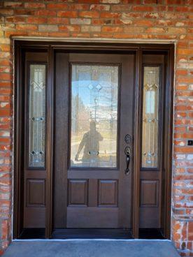 Front door replacement in Denver, Co