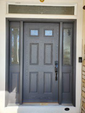 Storm door replacement in Denver, Colorado