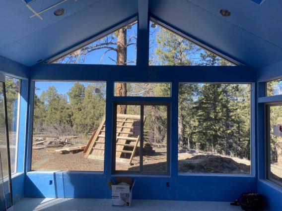 Sunroom in Conifer, Colorado