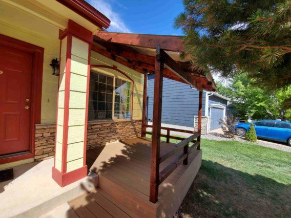 Porch extension Colorado-min
