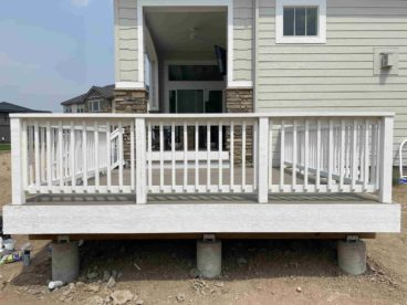 Deck building in CO