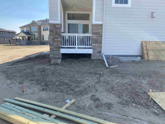 Deck construction in Co
