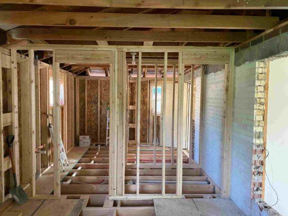 Adding a master bedroom to a house, Arvada Colorado