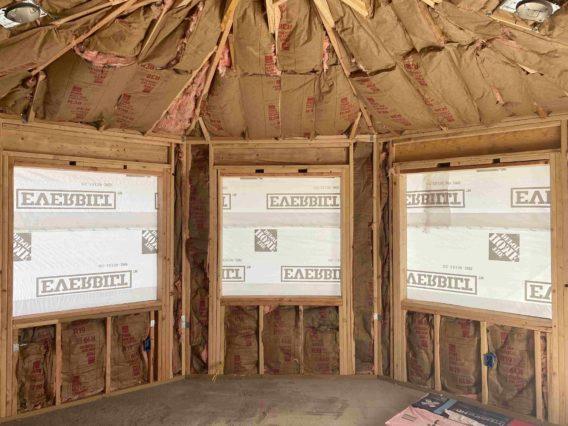 Arvada sunroom construction, Colorado