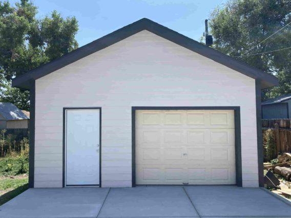 Detached garage builders, Colorado